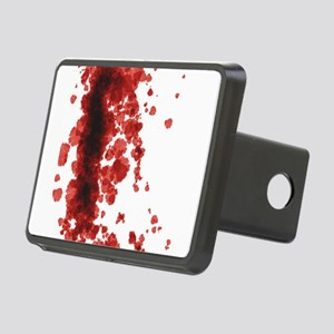 Bloody Mess Rectangular Hitch Cover