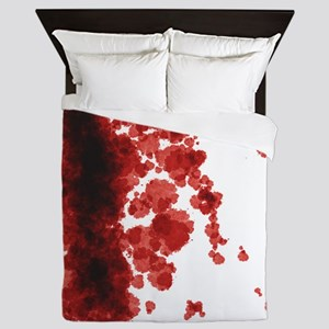 Bloody Mess Queen Duvet