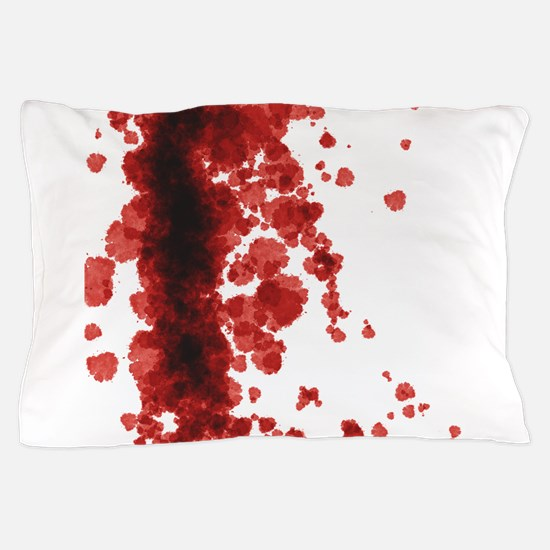 Bloody Mess Pillow Case