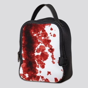 Bloody Mess Neoprene Lunch Bag