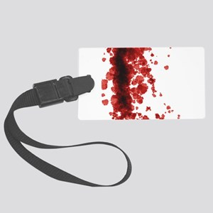 Bloody Mess Large Luggage Tag