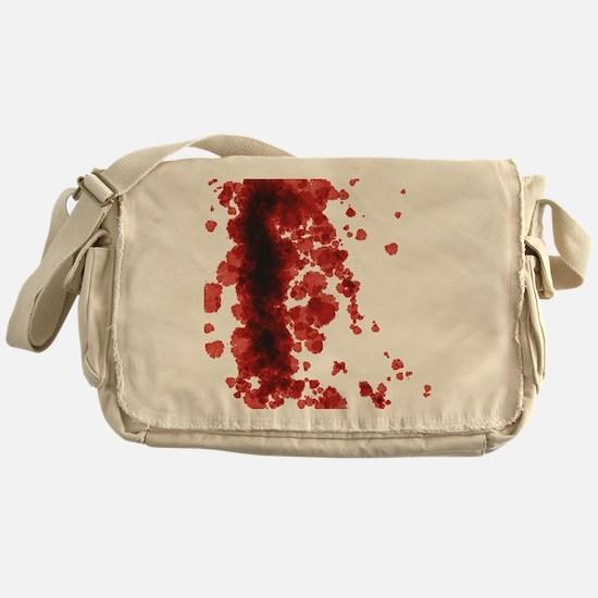 Bloody Mess Messenger Bag