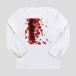 Bloody Mess Long Sleeve T-Shirt