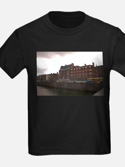 Dublin River Liffey T-Shirt