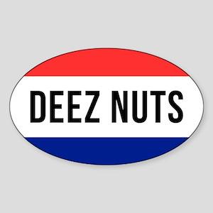 Deez Nuts 2016 Sticker
