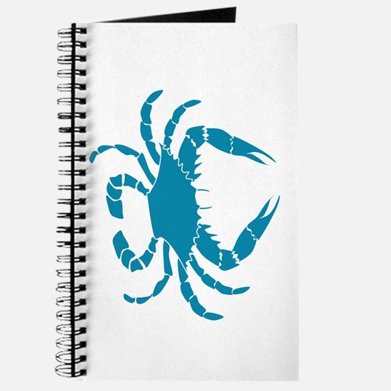 Aqua Crab Journal