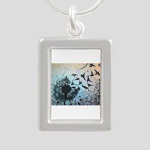 Wulan's Dandelion Necklaces