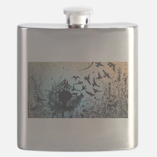 Wulan's Dandelion Flask