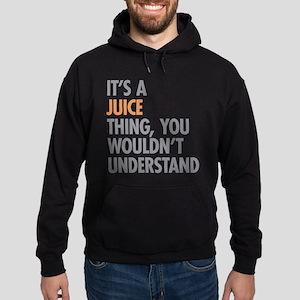 Juice Thing Hoodie (dark)