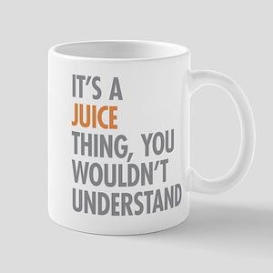 Juice Thing Mugs
