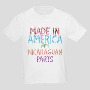 Nicaraguan Parts T-Shirt