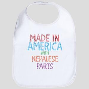 Nepalese Parts Bib