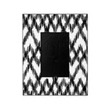 Ikat pattern Picture Frames