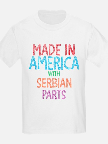 Serbian Parts T-Shirt