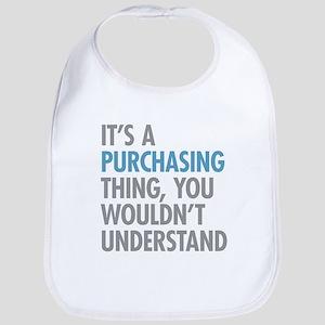 Purchasing Thing Bib
