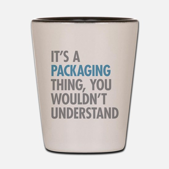 Packaging Thing Shot Glass