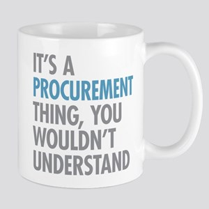 Procurement Thing Mugs