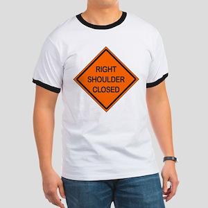 Right Shoulder Closed Ringer T