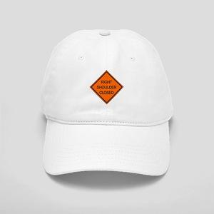 Right Shoulder Closed Cap