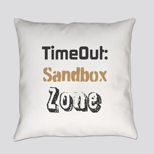 OYOOS Time Out Zone design Everyday Pillow