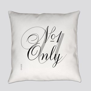 OYOOS No1 Only design Everyday Pillow