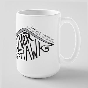 Silver Hawks Logo Mugs