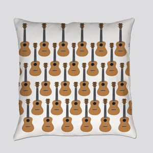 lots of instruments Everyday Pillow