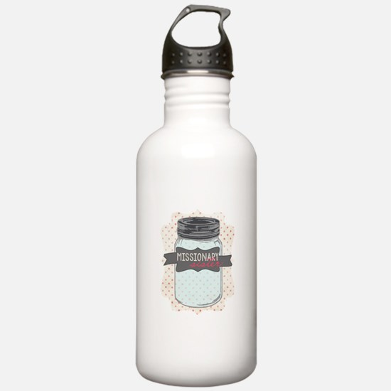 Missionary sister Water Bottle