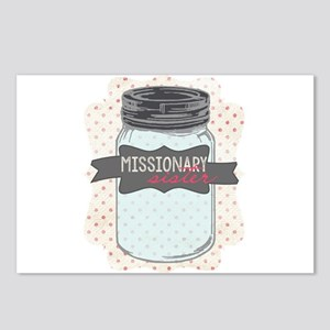 Missionary sister Postcards (Package of 8)