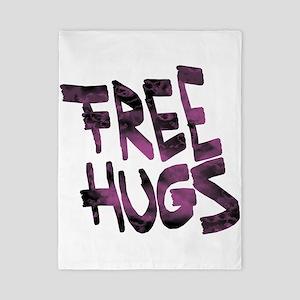 Free Hugs Twin Duvet