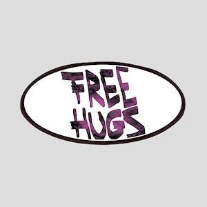 Free Hugs Patch