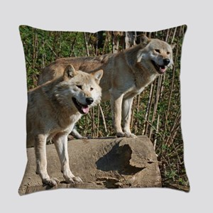 Wolf017 Everyday Pillow