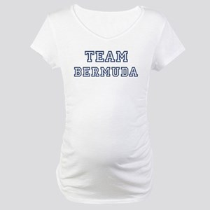 Team Bermuda Maternity T-Shirt