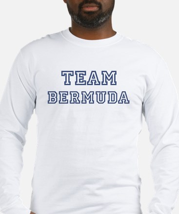 Team Bermuda Long Sleeve T-Shirt