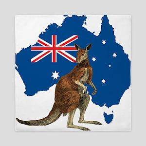 Australia Queen Duvet
