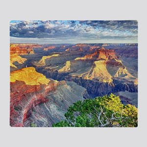 Grand Canyon Throw Blanket