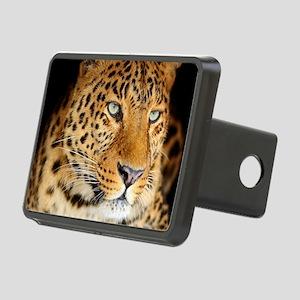 Leopard Portrait Hitch Cover