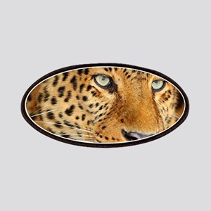 Leopard Portrait Patch
