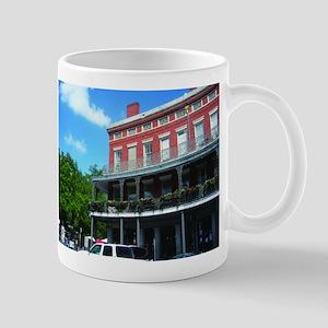 New Orleans Red Building Mug