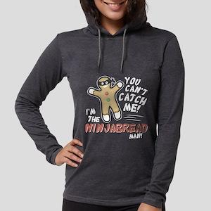 Ninjabread Man Long Sleeve T-Shirt
