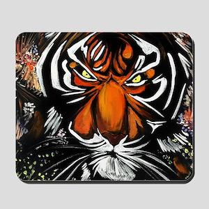 Tiger Stare Mousepad