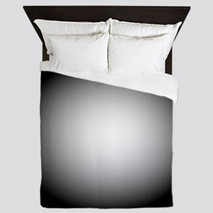 BlackWhite112x96 Queen Duvet
