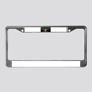 Personal Developme License Plate Frame