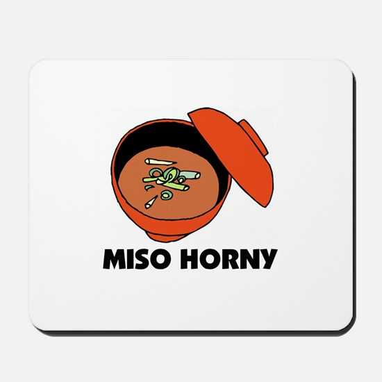 Miso Horny - Me So Horny Mousepad
