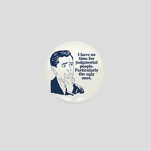 People Humor Mini Button