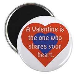 Share My Heart Magnet