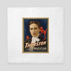Thurston - The Great Magician Queen Duvet