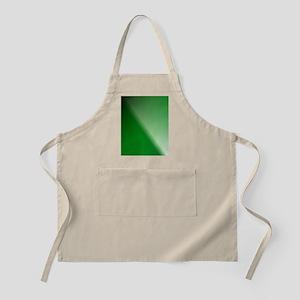 Green Gradient Linear Apron