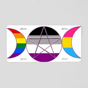 Gay Pride DemiSexual PanSexual Goddess Pentacle Al