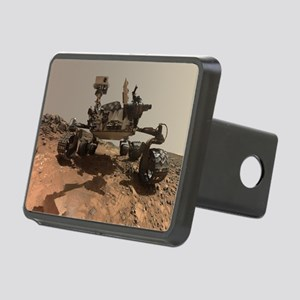 Mars Rover Curiosity Sel Rectangular Hitch Cover